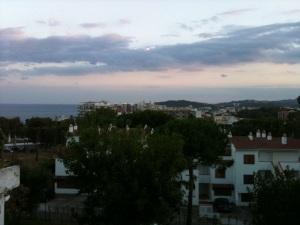 Foto des de la terrassa