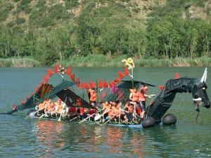 La millor barca de la Transsegre 2009
